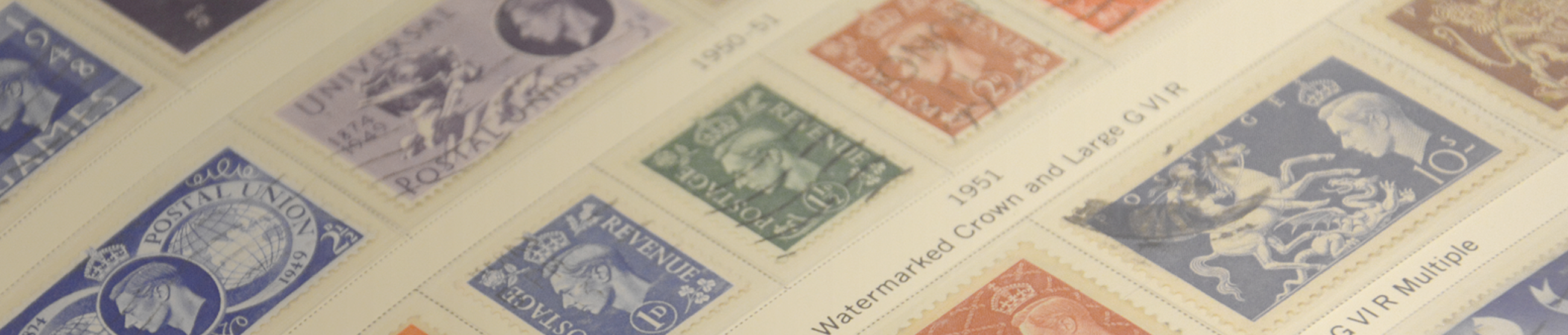 consign stamps collection
