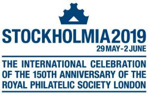 Stockholmia 2019 logo