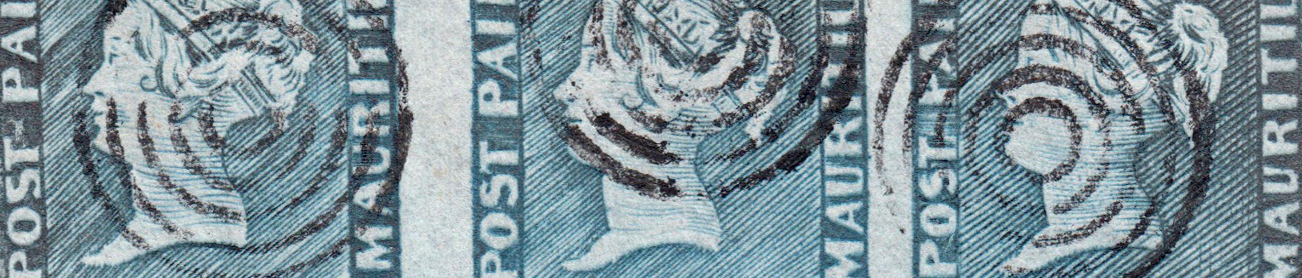 Mauritius stamps private treaty 2015 David Feldman