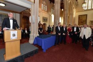 London 2015 awards ceremony