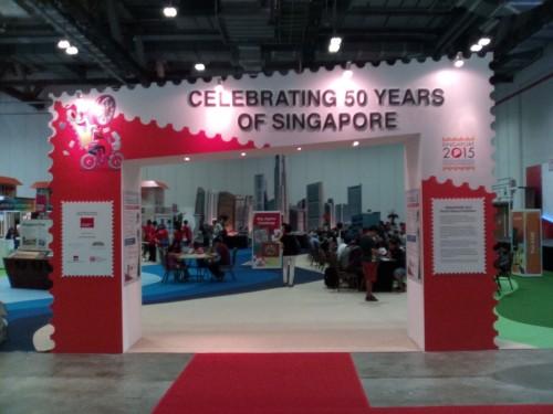 Singapore 2015: Day 1
