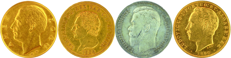 Numisor coin auction
