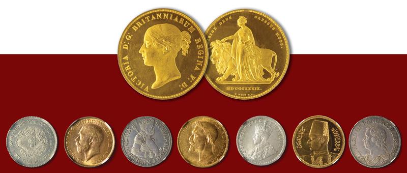 COINS – Numisor Floor Auction Nr.1