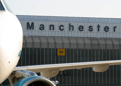 mchester airport
