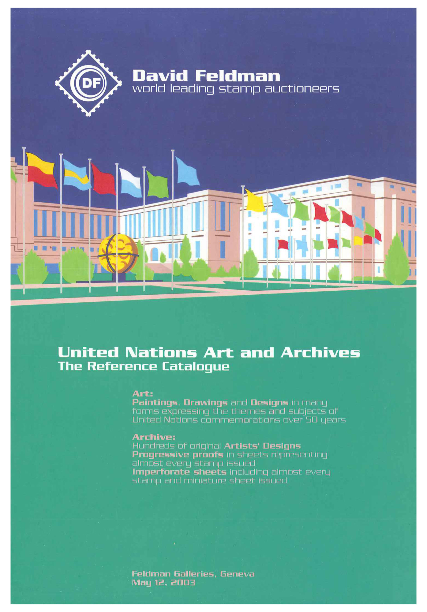 The United Nations Postal Archives