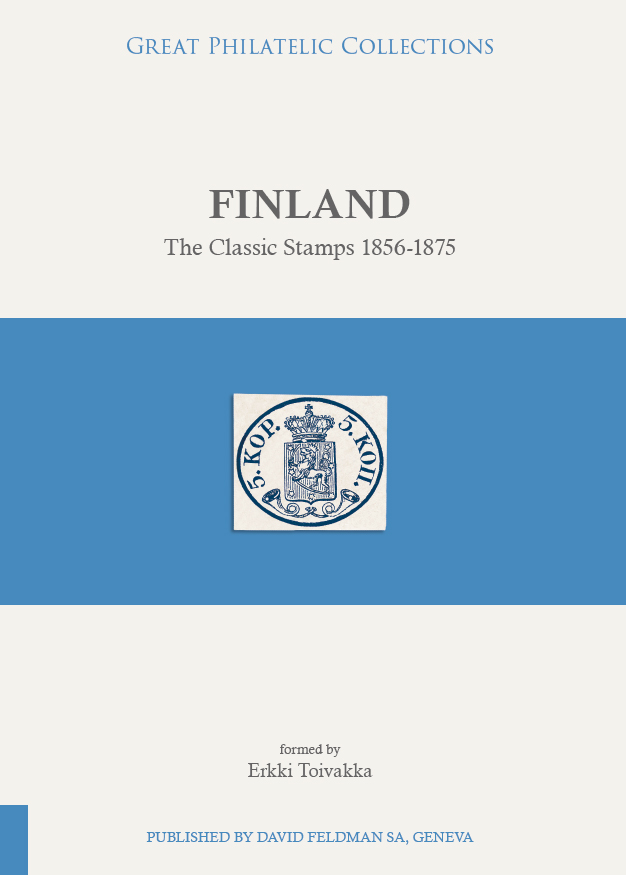 Great Philatelic Collections book - Finland: the classic stamps 1856-1875
