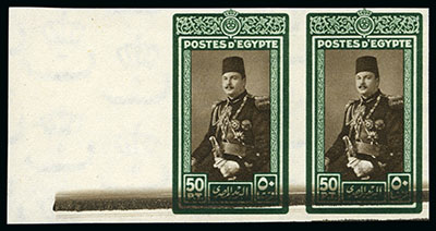 Spectacular Results from the Egypt Online Auction