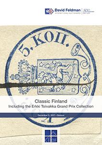 Finland stamp auction