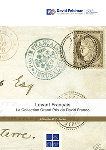 French levant stamp auction