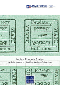 Indian States stamps Auction