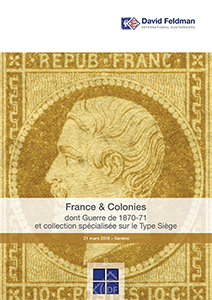 France stamp auction