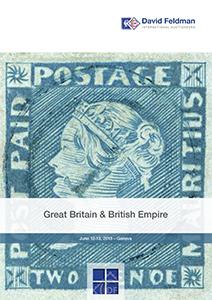 British Stamp Auction