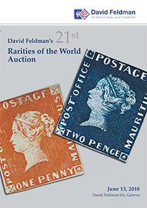 rarities stamp auction