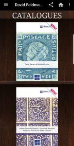 App david Feldman catalogues
