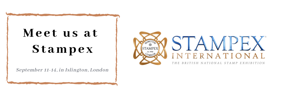 Meet us at Stampex in London