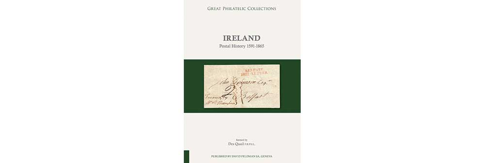 New Book available: Ireland Postal History 1591-1865