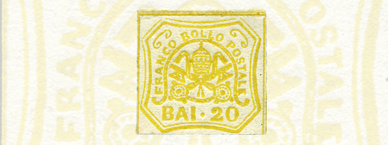 Italian States Stamps by Private Treaty