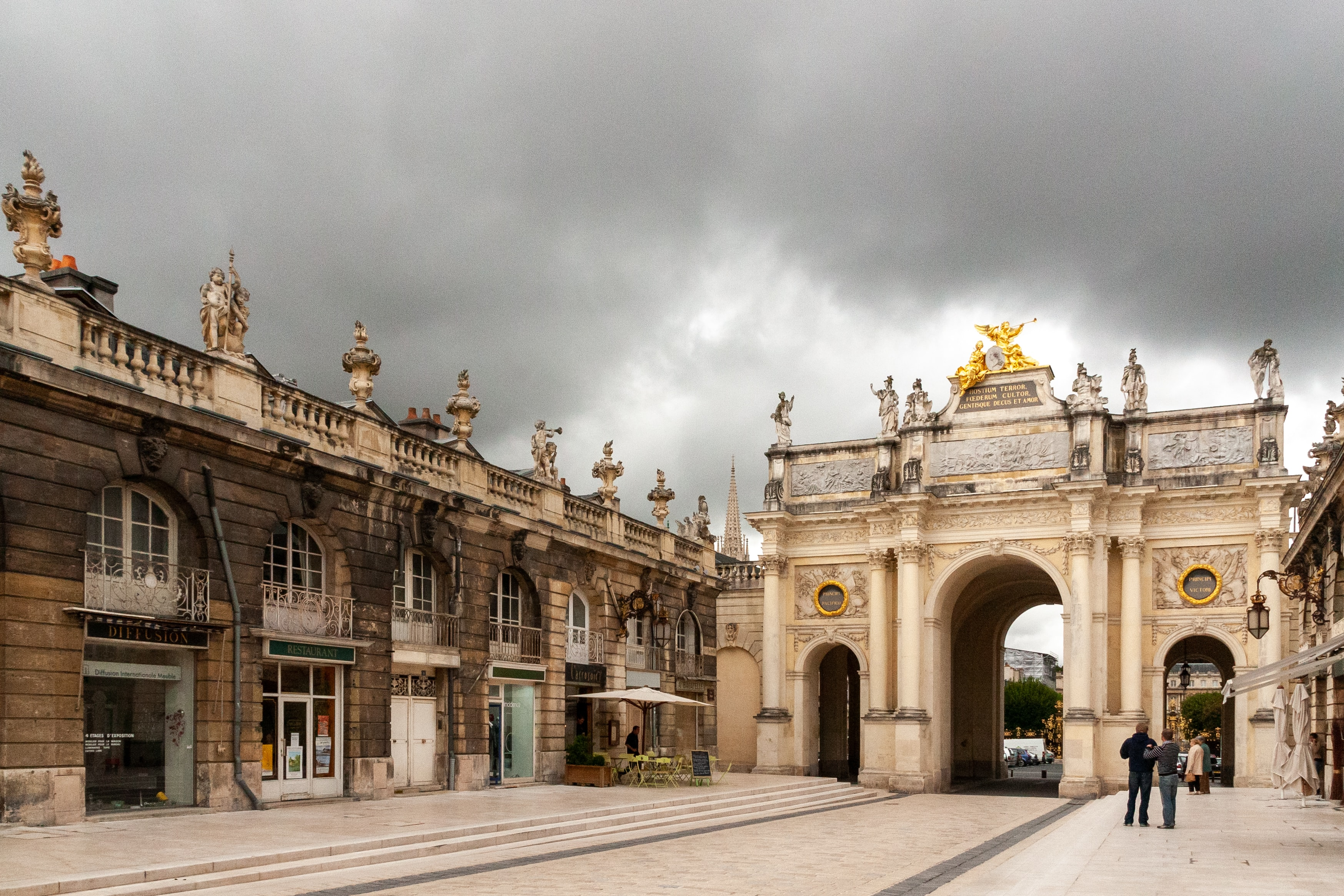 Nancy place stanislas