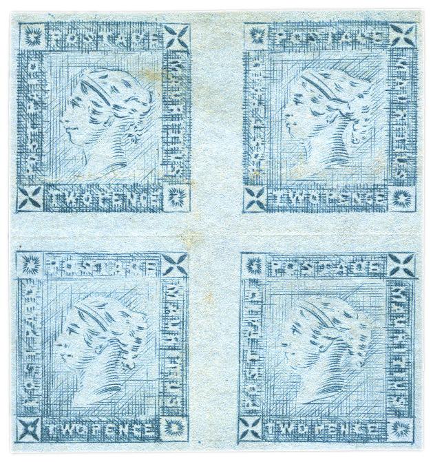 Mauritius Lapirot 1859