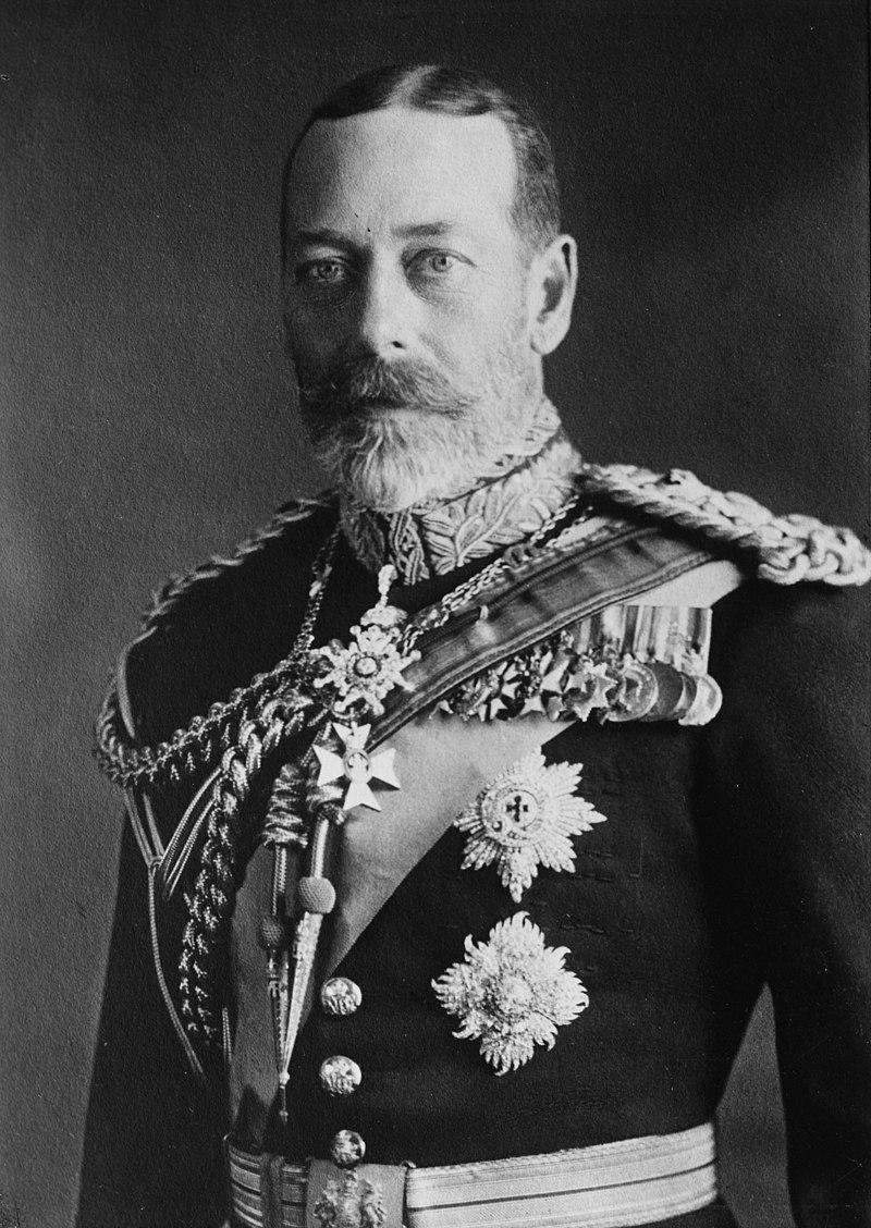 King George V Legendary Collector