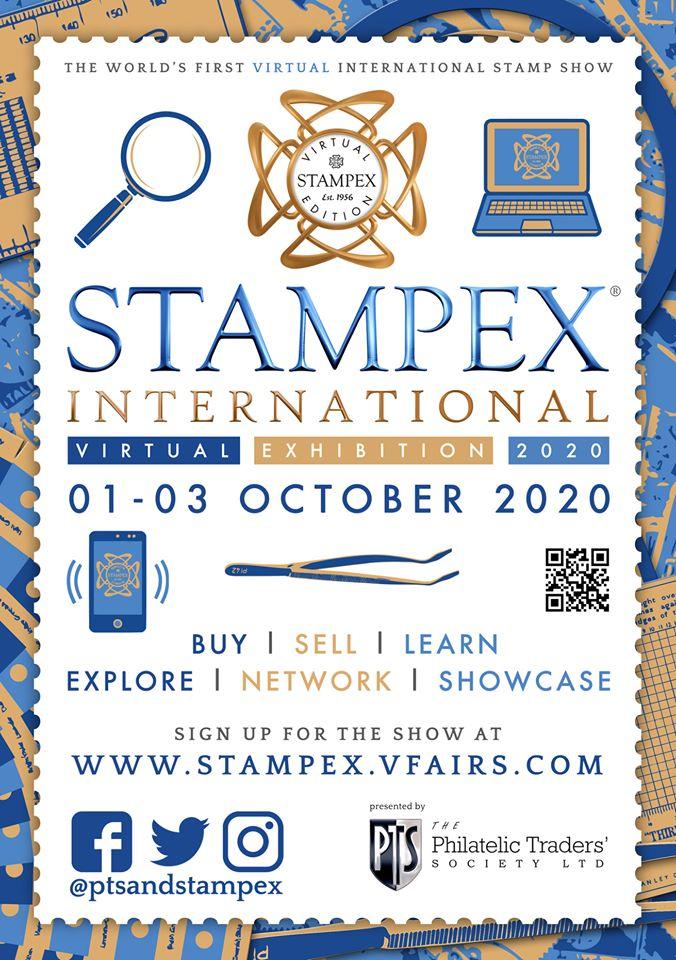 Virtual Stampex Affiche