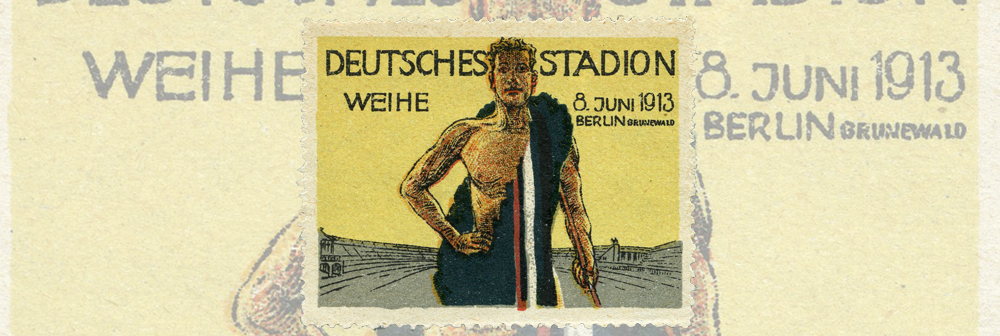 1916 Berlin Olympic Games: Homage to a dream that didn't come true (part 1), by Manfred Bergman
