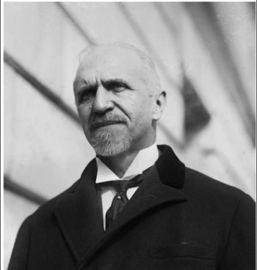 Legendary Philatelist collector Ackerman