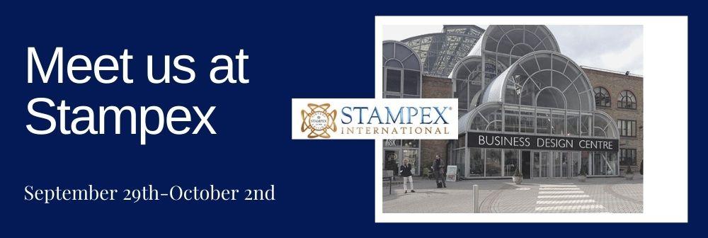Meet us at Stampex