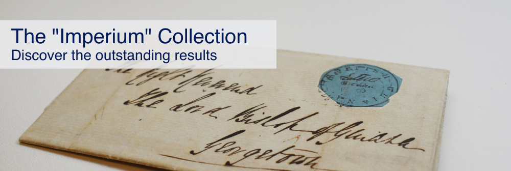 British Guiana Auction Results